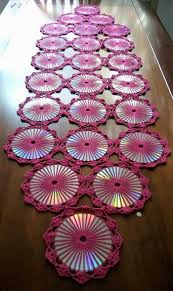 Crochet Table Runner Patterns Easy Cool Decorating Ideas