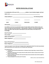 what is a bill of sale vehicle bill of sale form free download edit fill create and