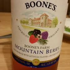 Mountain Berry - Boone's Winery | Photos - Untappd