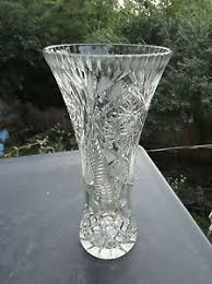 Waterford Crystal Vase Patterns