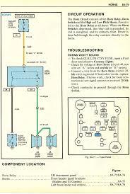 horn not working gbodyforum '78 '88 general motors a g body g body radio wiring diagram horn not working