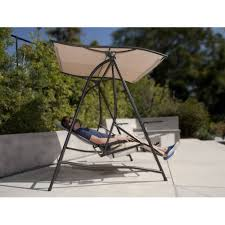 cloud 9 outdoor 2 person reclining lounge swing with canopy com
