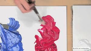 blick acrylic paint lines blick art materials