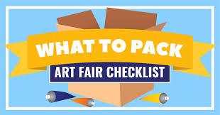 The Ultimate Art Fair Packing List | Artwork Archive