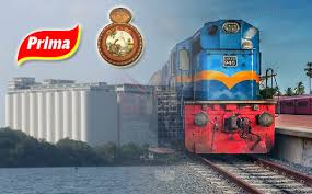 general manager of sri lanka railways mr b a p ariyarathne stated that it is expected to transport 15000 tons of flour by the train per month in future