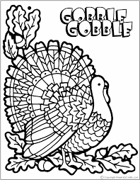Small Picture Thanksgiving Turkey Coloring Pages Alric Coloring Pages