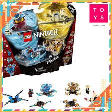 LEGO® NINJAGO Con Quay Lốc Xoáy Nước Và Lốc Xoáy Tối Thượng 70663 ., Giá  tháng 12/2020