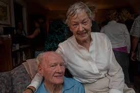 The Vineyard Gazette - Martha's Vineyard News | Island Celebrates Love  Story of Howard Attebery and Cynthia Riggs