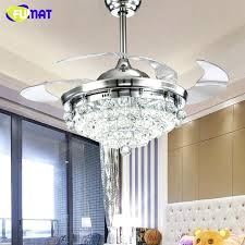 fan with crystal light led ceiling fans crystal light dining room living room fan modern crystal fan with crystal light