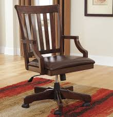 wooden office chairs articles with wood swivel desk chair uk tag wood leather office
