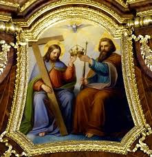 Image result for Most Holy Trinity