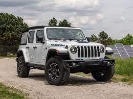 2021 jeep gladiator rubicon pickup orange. 2021 Jeep Wrangler Review Pricing And Specs