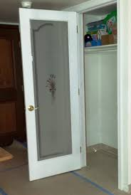 Frosted Glass Pantry Doors Home Depot In White Finished For Home Decoration  Ideas