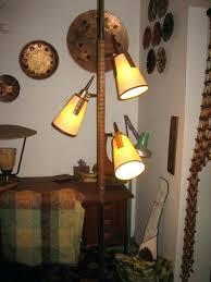 tension pole floor lamp 8 foot tension pole lamp danish floor to ceiling lamp vintage floor tension pole