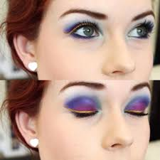 here s my makeup look inspired by anna s winter outfit in disney s frozen image image