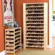 Wood Wine Storage Racks Room Ornament