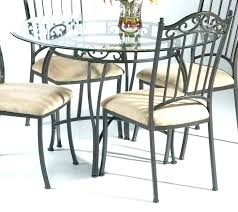 round glass dining table for 6 glass top dining table set small rectangular glass dining table