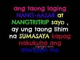 Tagalog Love Quotes For Him Unique 48 Best TAGALOG Love Quotes Images On Pinterest Pinoy Quotes In