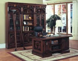 home office library furniture. Executive Desk Library Bookcase File Office Furniture | EBay Home