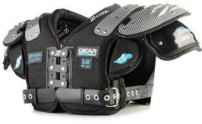 Gear Pro Tec Girdle Size Chart Gear Pro Tec Z Cool Zc7 Adult Football Shoulder Pads Skill