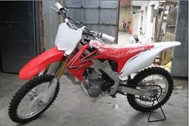 sd250 03 250cc honda crf 250r dirt bike id 4870415 product
