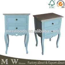 shabby chic bedroom classic european furniture blue painted wooden nightstand furniture classic european furniture blue shabby chic furniture