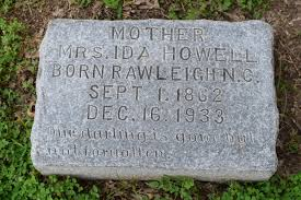 Willie Ida Caswell Howell (1853-1933) - Find A Grave Memorial
