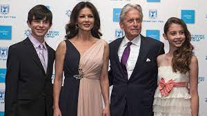 (redirected from catherine zeta jones). Michael Douglas And Catherine Zeta Jones Kids Are All Grown Up At The Desert Trip Festival See The Pics Entertainment Tonight
