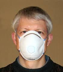 spray painting dust mask for