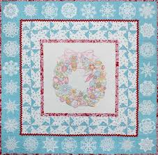 173 best Quilt Crabapple Hill images on Pinterest | Stitches ... & Christmas quilt: Shiny and Brite pattern by Crabapple Hill Studio Adamdwight.com