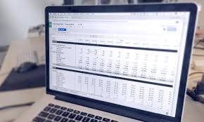 Financials Template Saas Financial Model Simple Template For Early Stage Startups