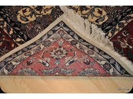 west elm rug pad printed neutral premium