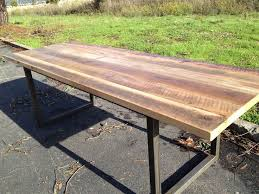 outdoor metal table. Perfect Table Adorable Metal And Wood Outdoor Furniture Base Community Table  Tables Bases Pinterest Throughout S