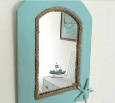 wall decor store coastal mirror a thrift store find makeover chalk paint crafts wall decor wall wall decor  on coastal wall art melbourne with wall decor store vintage art gallery wall collect pieces from thrift