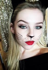 black cat makeup outfit bethan horton