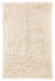 classic 4 x6 natural flokati rug premium 2 5 pile 100