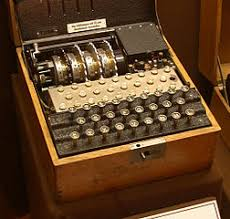 enigma machine  an enigma model t tirpitz a modified commercial enigma k manufactured for use by the ese