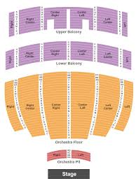 Belcher Center Seating Chart Paul Belcher A Final Evening With The Mckameys Tickets At