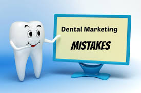 dental web marketing the 10 most common online marketing mistakes most dental practices