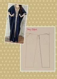 Kaftan Pattern Dress Diy Do It Yourself Pinterest Kaftan