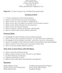 Cna Resume Example Resume Cover Letter Resume Builder Resume ...