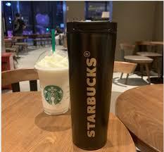 Amazon's choice for starbucks coffee travel mugs. Black Starbucks Travel Coffee Mugs Cup Stainless Steel Vacuum Insulated Tumbler Ebay