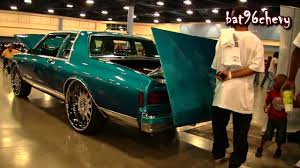 Candy TEAL 2 Dr. Box Chevy Caprice Landau on 26
