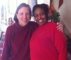 Friends Camille LaCognata & Rita McCulloch   Boomer Connections