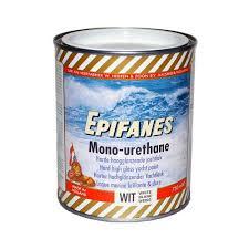 Epifanes Colour Chart Epifanes Monourethane One Component Paint