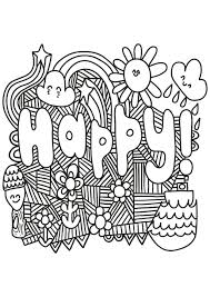 Coloring Pages Love Quotes Coloring Pages For Adults Of Sheets To