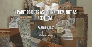 what is the purpose of art pablo picasso