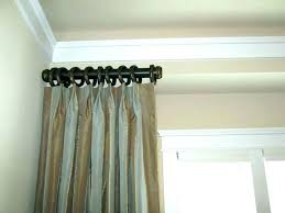 wall mount shower curtain rod ceiling mount curtain rods shower rod inside curtains over blinds wall wall mount shower curtain rod