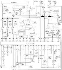 Toyota pickup wiring diagram tail light truck ignition 1992 alternator 1280