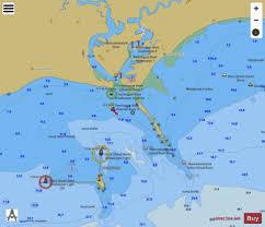 Duck Island Roads Inset Marine Chart Us12372_p2176